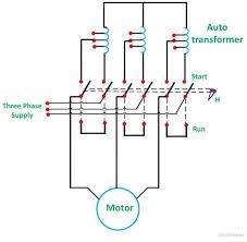 wiring diagram 3 phase dol starter circuit diagram siemens motor