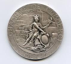 chambre de commerce de metz médaille chambre de commerce metz ebay