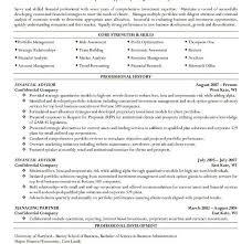 entry level finance resume 10 example nardellidesign com