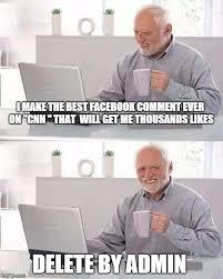 Best Facebook Memes - hide the pain harold meme imgflip
