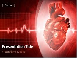 powerpoint templates free download heart heart ppt template free download cardiac ppt template download