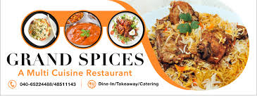 what is multi cuisine restaurant grand spices a multi cuisine restaurant home