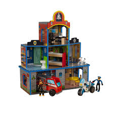 Kidkraft Lounge Set by Fire Rescue Station Play Set