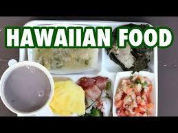 how to eat traditional hawaiian food in honolulu in hd