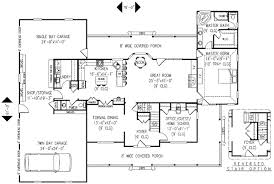 party floor plan house plans belcher party of five
