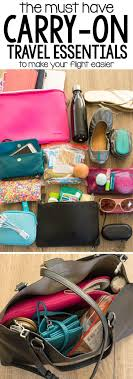 10 Must Haves For Every by The 10 Must Carry On Travel Essentials That Will Your