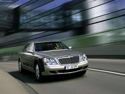Maybach 57 2002 Pictures Information U0026 Specs