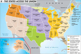 map of is states map of the united states the states access the union