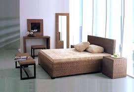 Rattan Bedroom Furniture Wicker Rattan Bedroom Furniture Wicker Wholesalers Bedroom