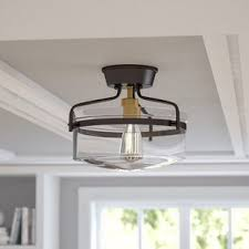 flush mount lantern light flush mounts joss main