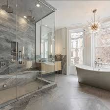 Best  Grey Modern Bathrooms Ideas On Pinterest Modern - Luxury bathroom designers