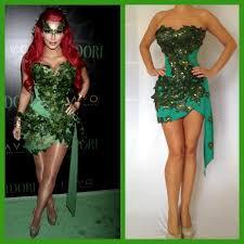 kim kardashian poison ivy halloween costume by delphina123