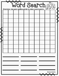 make own word search create your own wordsearch free printable