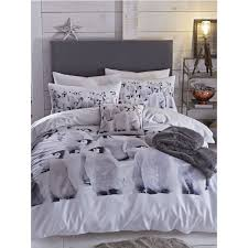 West Ham Duvet Cover Catherine Lansfield Penguin Colony King Duvet And Pillowcase Set