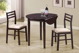dining room dining table and six chairs with 3 piece dinette sets