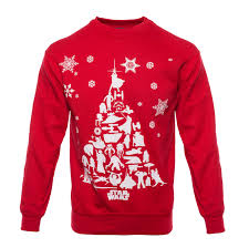 9 of the best u0027star wars u0027 inspired ugly christmas sweaters the