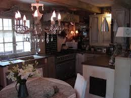 cuisine de charme ancienne ma cuisine shabby chic romantique deco charme home
