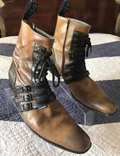 s boots in size 12 fluevog boots s footwear ebay