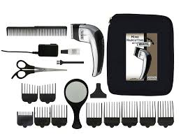 amazon com wahl deluxe self cut do it yourself haircut kit 18