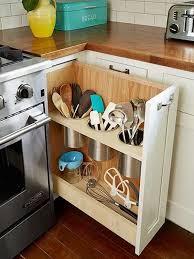 Kitchen Corner Cabinet Storage Ideas IdeaStand - Kitchen corner cabinets