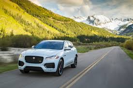 jaguar f pace inside 2017 jaguar f pace rewarding to drive and surprisingly practical