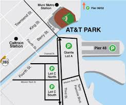 at u0026t park information a to z guide san francisco giants