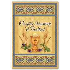 60th Anniversary Card Messages God Bless You On 40 Years Of Priesthood 40th Anniversary Of