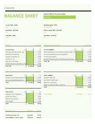 Balance Sheet Template Excel Free 38 Free Balance Sheet Templates Exles Template Lab 03 Jpg Masir