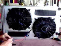 5000 cfm radiator fan radiator fan shroud cfm demonstration youtube