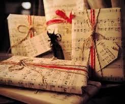 christmas gift music presents inspiring picture on favim com