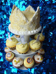 kitchen doughdough wild cupcake tower
