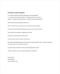 outstanding invoice letter template sample invoice letter 9