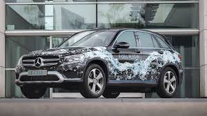 glc f cell previews mercedes fuel cell car coming in 2017