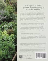 Companion Vegetable Garden Layout by The Ornamental Edible Garden Diana Anthony Gil Hanly