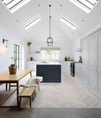 a modern kitchen modern kitchen a modern spin on shaker style in this stunning