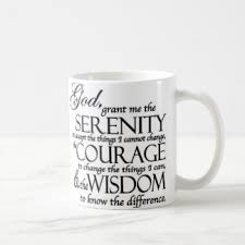 serenity prayer mug serenity prayer gifts t shirts posters other gift ideas