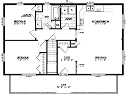 30 X 40 Floor Plans Simple Small House Floor Plans This Ranch Home Has 1120 Square 20