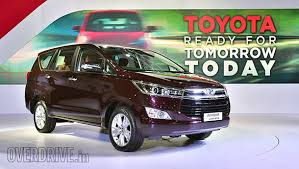 toyota india upcoming cars upcoming car launches in india overdrive