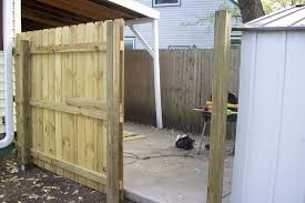 How To Make A Shed Out Of Wood by Building A Fence Gate 6 Steps With Pictures