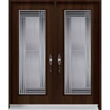 exterior glass door inserts images of glass double front doors for homes glass