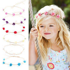 flower girl headbands flower girl headband ebay