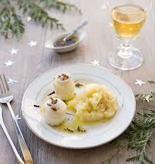 cuisiner la truffe roulés de soles purée de céleri et huile de truffes les