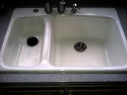 Kitchen Sink Refinishing Maryland Wash DC N Virginia - Reglazing kitchen sink
