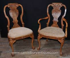 Queen Armchair Simple Queen Anne Dining Chairs Creative Chair Designs Awesome Bed