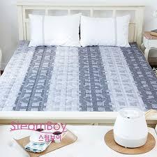 mengmengdashop com steamboy queen premium water heated mattress