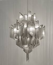 Florian Crystal Chandelier Stream J51s And J50s Chandelier By Terzani Interior Deluxe