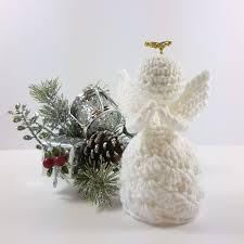 christmas angel crochet christmas angel pattern 2017 oombawka design crochet