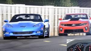 camaro zl1 vs corvette z06 camaro vs corvette 2017 zl1 vs z06 exhaust sound speed etc