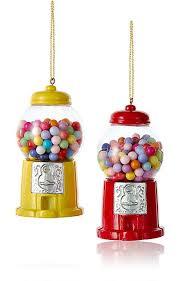 kurt s adler gumball machine ornament barneys new york
