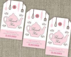 Kitchen Tea Invites Ideas Kitchen Tea U0027teapot U0027 Bridal Shower Tea Thank You By Sladestudios